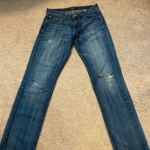 Lucky Brand 221 Original Straight Jeans